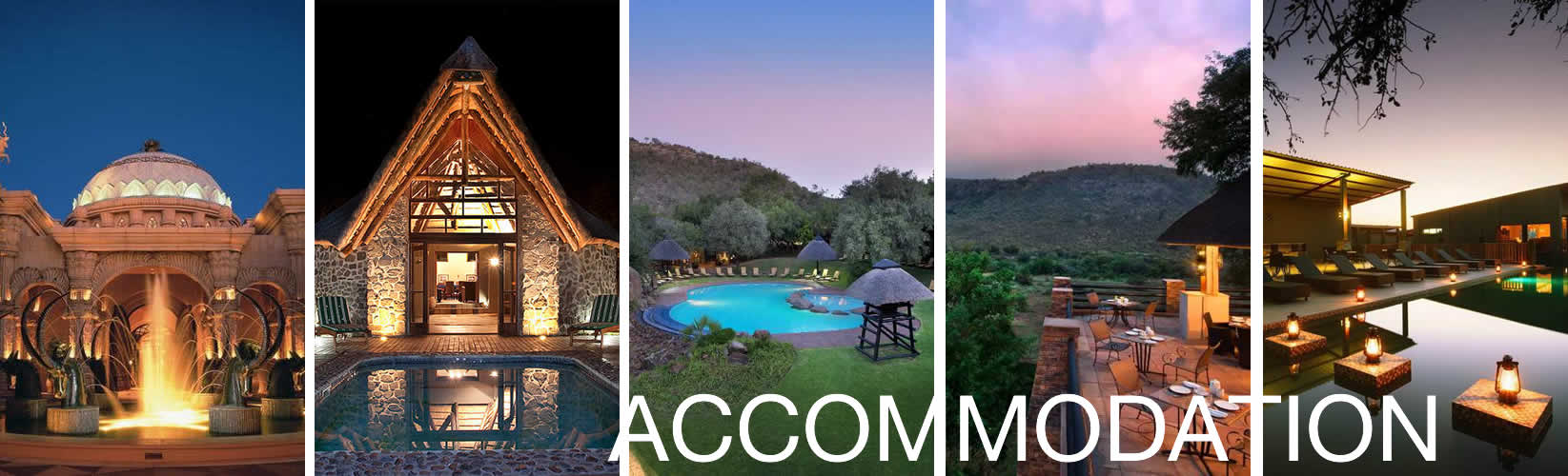 Namibia Wildlife Resorts accommodation