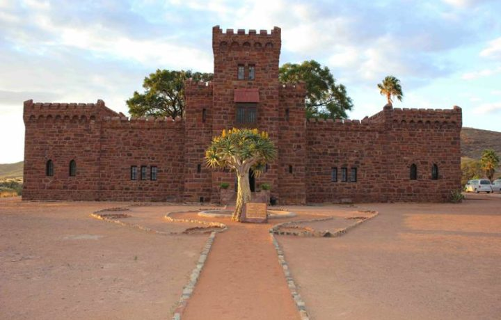 Duwisib Castle in Namibia